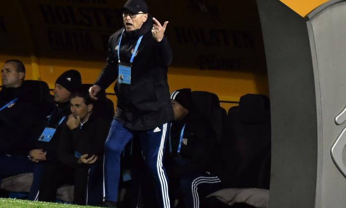 Leo Grozavu în meciul Viitorul - Sepsi / Foto: Sport Pictures