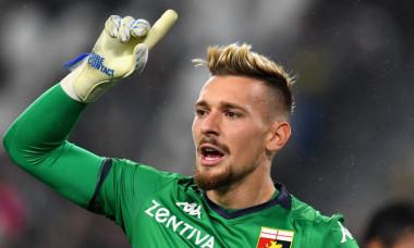 Ionuț Radu este portarul lui Genoa