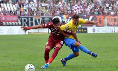 FOTBAL:RAPID BUCURESTI-DUNAREA CALARASI, CUPA ROMANIEI (11.09.2019)