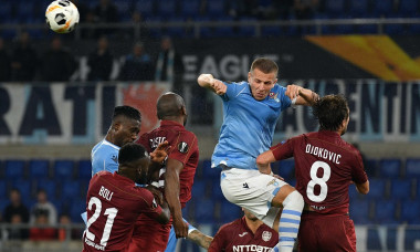 SS Lazio v CFR Cluj: Group E - UEFA Europa League