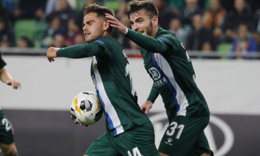 Ferencvarosi TC v Espanyol Barcelona: Group H - UEFA Europa League