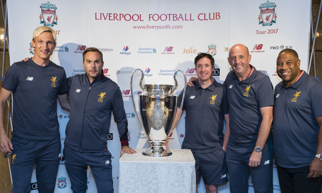 Liverpool FC Meet and Greet