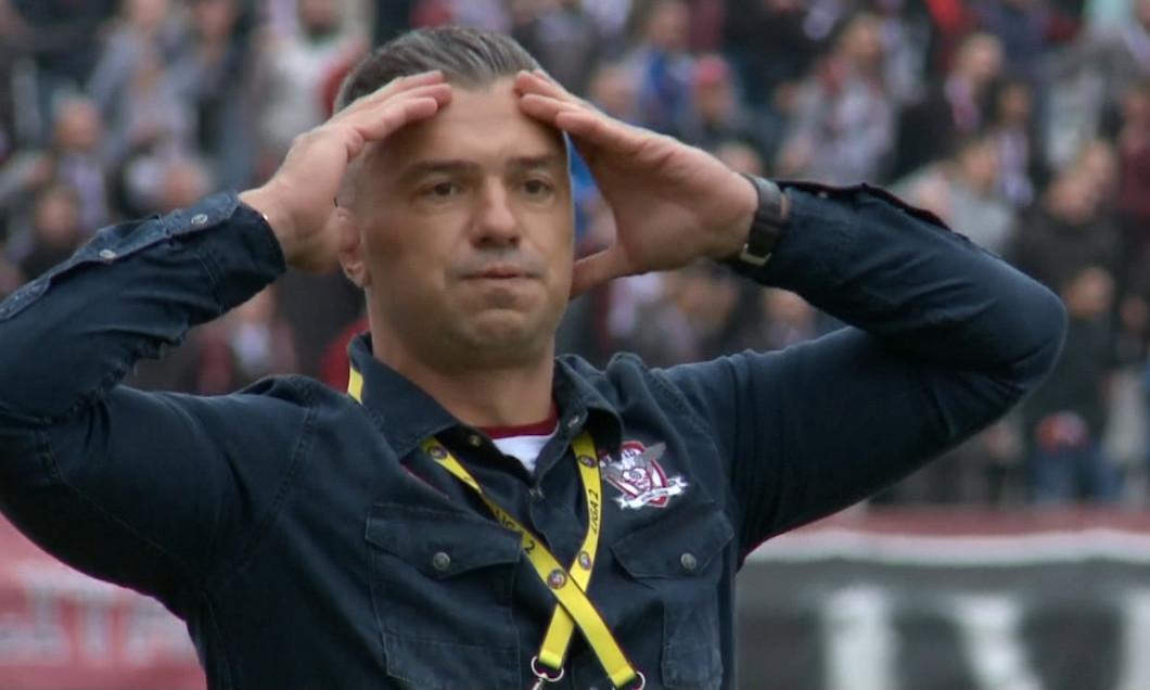 Daniel Pancu, antrenorul Rapidului