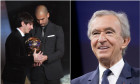 messi guardiola bernard arnault
