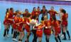 hora bucurie romania handbal