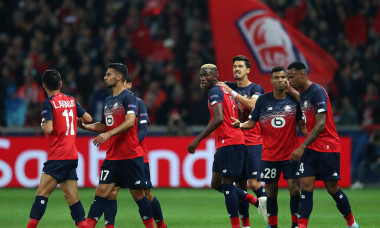 Lille OSC v Chelsea FC: Group H - UEFA Champions League