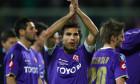 Fiorentina v PSV Eindhoven - UEFA Cup Quarter Final