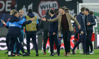 RB Leipzig v Zenit St. Petersburg: Group G - UEFA Champions League