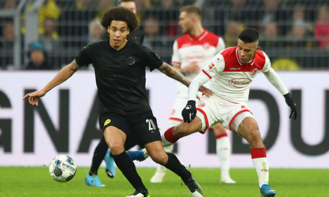 Borussia Dortmund v Fortuna Duesseldorf - Bundesliga