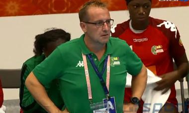 senegal-Frederic Bougeant, selecționerul Senegalului