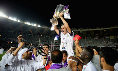 Al Ain v Al Ahli Dubai: United Arab Emirates Presidents Cup Final