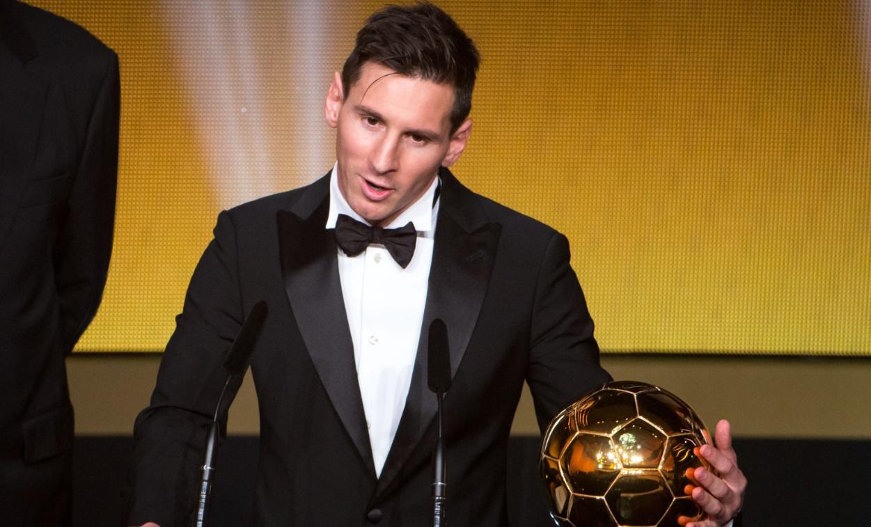 Cum a fost surprins Lionel Messi în momentul în care Didier Drogba a anunțat câștigătorul Balonului de Aur