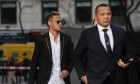 Neymar At National Court On FC Barcelona Fraud Investigation