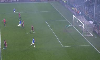 genoa-sampdoria gol captura