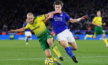 Leicester City v Norwich City - Premier League