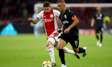 Ajax v PAOK Saloniki - UEFA Champions League Third Qualifying Round