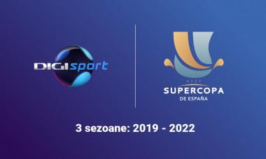 Supercupa Spaniei la Digi Sport