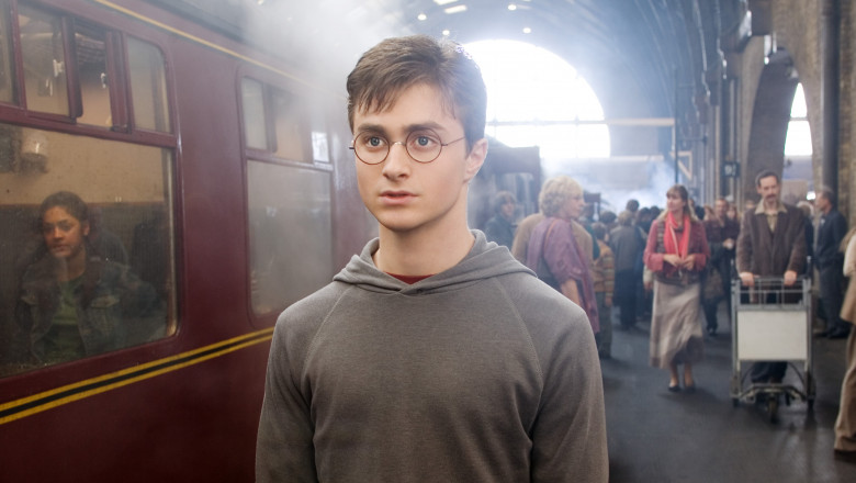 daniel radcliffe harry potter 2