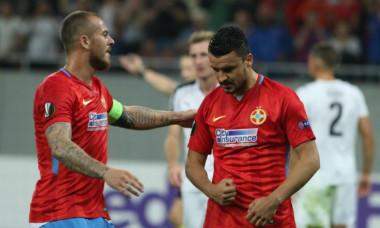 LIGA EUROPA - FCSB - FC VIKTORIA PLZEN