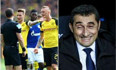 Borussia dortmund ernesto valverde