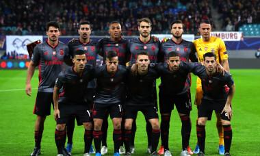 RB Leipzig v SL Benfica: Group G - UEFA Champions League