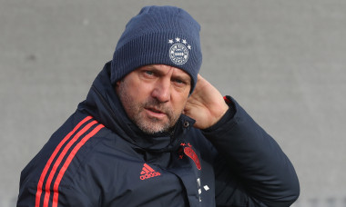Bayern Muenchen - Press Conference & Training Session