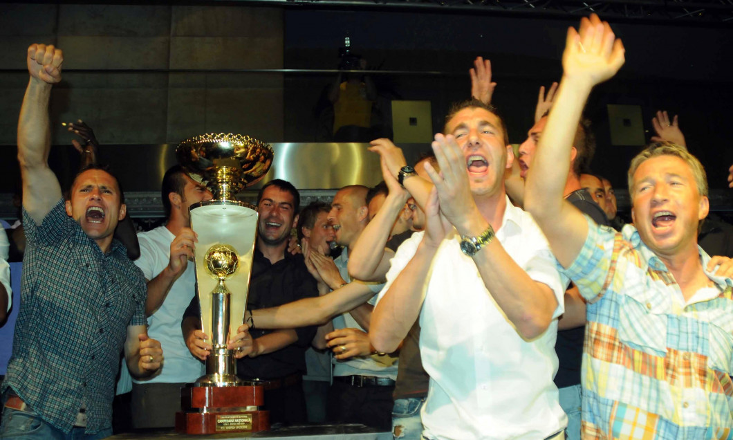 FOTBAL:PETRECERE FC UNIREA URZICENI PENTRU CASTIGAREA CAMPIONATULUI (10.06.2009)