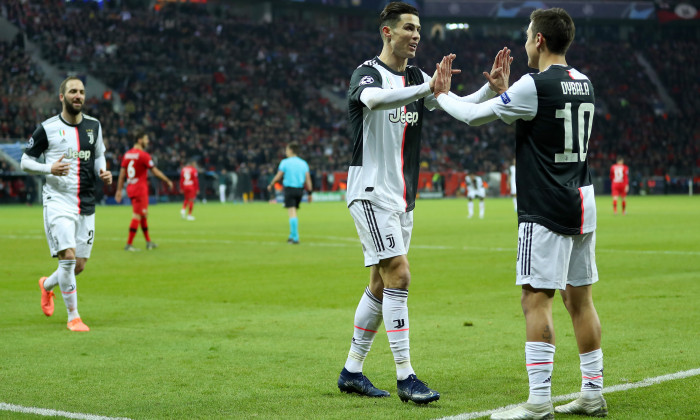 Bayer Leverkusen v Juventus: Group D - UEFA Champions League