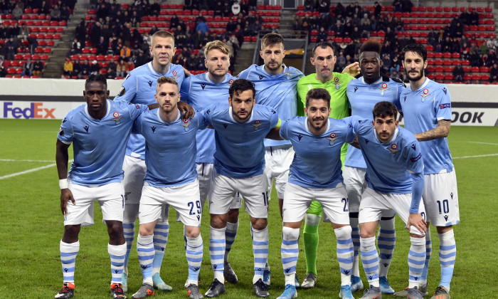 Stade Rennes v SS Lazio: Group E - UEFA Europa League