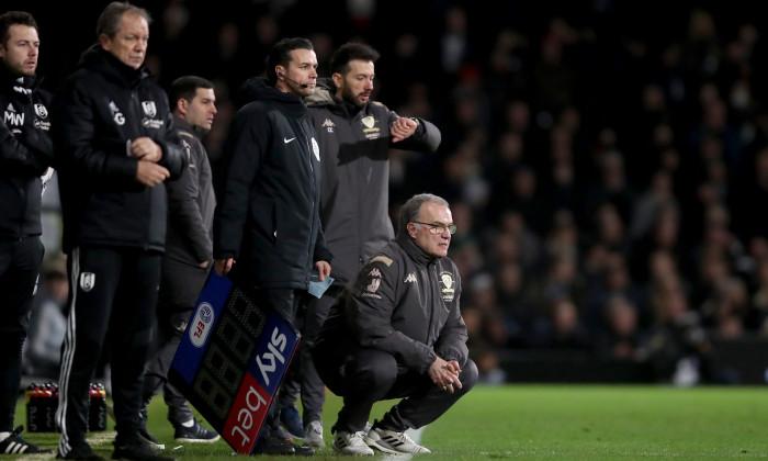 Fulham v Leeds United - Sky Bet Championship