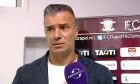 Daniel Pancu, președintele de la Rapid / Foto: Captură Digi Sport