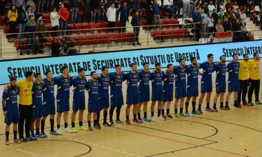 Handbal masculin România