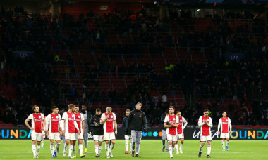 AFC Ajax v Valencia CF: Group H - UEFA Champions League
