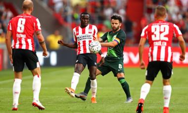 PSV Eindhoven v VfL Wolfsburg - Pre-Season Friendly