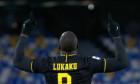 Lukaku a deschis scorul pentru Inter în meciul cu Napoli