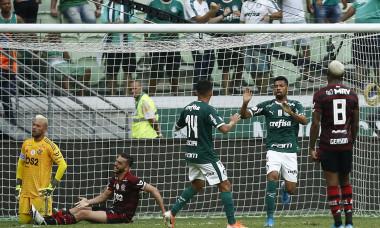 Palmeiras v Flamengo