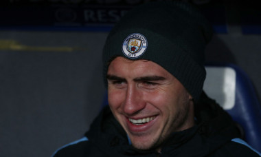 FC Basel v Manchester City - UEFA Champions League Round of 16: First Leg