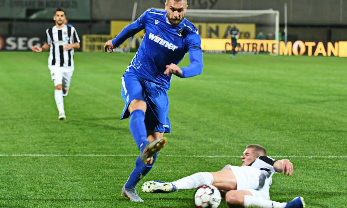 FOTBAL:ASTRA GIURGIU-FC VOLUNTARI, LIGA 1 CASA PARIURILOR (8.11.2019)