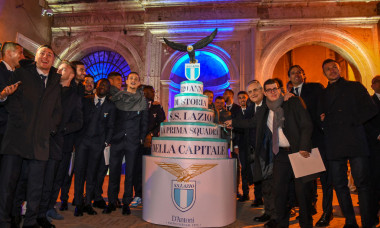 SS Lazio Celebrate 120 Years