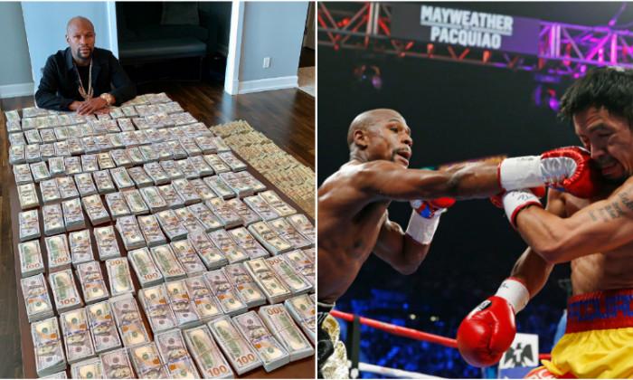 Floyd Money Mayweather