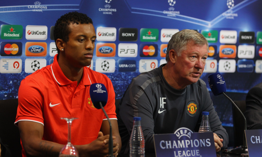 Manchester United Training Session & Press Conference