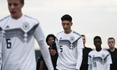 U16 Germany v U16 Czech Republic - International Friendly