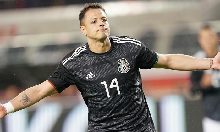Javier Hernandez Chicharito