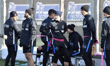 FOTBAL:ANTRENAMENT FCSB (10.01.2020)