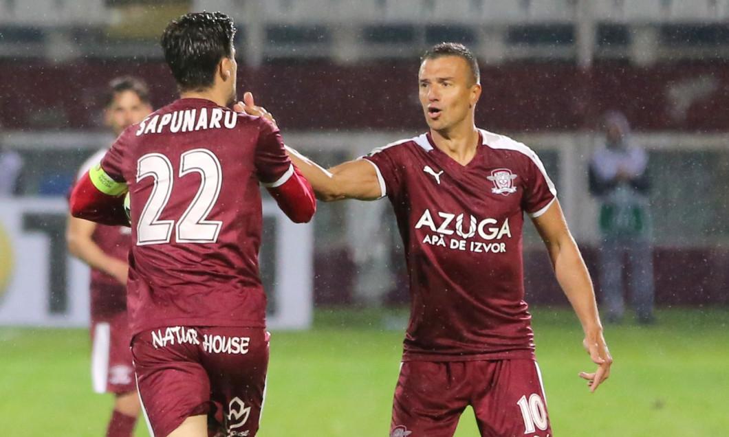 FOTBAL:RAPID BUCURESTI-FC BOTOSANII, LIGA 1 (228.04.2015)