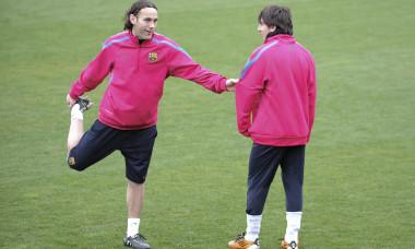 FC Barcelona - Training