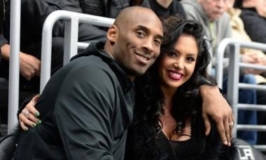 Kobe Bryant si Vanessa, sotia sa