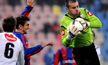 FOTBAL:STEAUA BUCURESTI-UNIREA ALBA IULIA 0-0,LIGA 1 (9.11.2009)