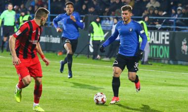 FOTBAL:FC VIITORUL-ASTRA GIURGIU, LIGA 1 CASA PARIURILOR (5.12.2019)