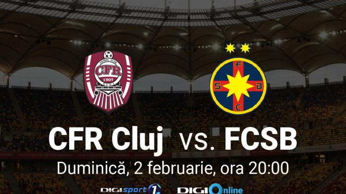 CFR-Cluj-FCSB